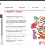 Content portal website Japacon offers social networking functions
