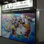 AnimeJapan 2015「MAG PROJECT」ブースで海賊版対策