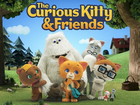 The Curious Kitty & Friends episode #CUKI 101(c)2016 Amazon.com,Inc. or its affiliates All Rights Reserved (c)TYO/dwarf・Komaneko Film Partners